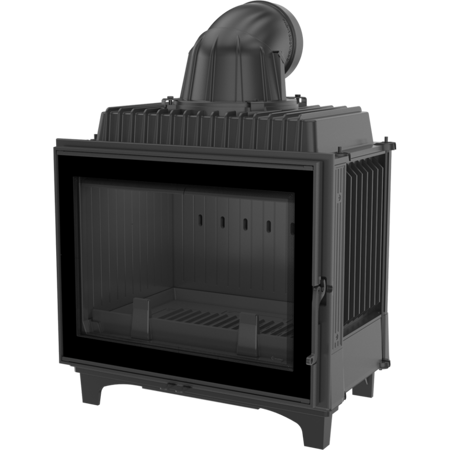 DOSTAWA GRATIS! 30046769 Wkład kominkowy 12kW Franek (szyba prosta) - spełnia anty-smogowy EkoProjekt