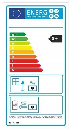 DOSTAWA GRATIS! 99672767 Piec wolnostojący 13kW (kolor: biały) - spełnia anty-smogowy EkoProjekt