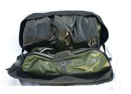 KOLAG Ponton turystyczno-wędkarski, 2 osób (dopuszczalne obciążenie: 351 kg, wymiary: 280x148 cm) 22678138