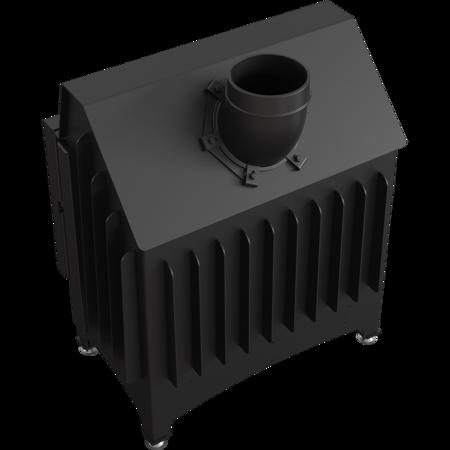 KONS Wkład kominkowy 11kW Zibi 12 Deco (lewa boczna szyba) - spełnia anty-smogowy EkoProjekt 30065522