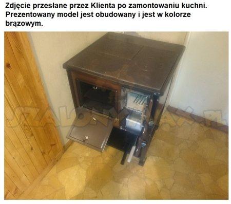 Kuchnia, angielka 7,5kW MINI II, Jawor z płaszczem wodnym (obudowana) 25969045