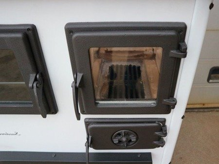 POMA Kuchnia, angielka 7,5kW MBS Triend, bez płaszcza wodnego (spaliny: lewy, kolor: biały) - spełnia anty-smogowy EkoProjekt 88870280
