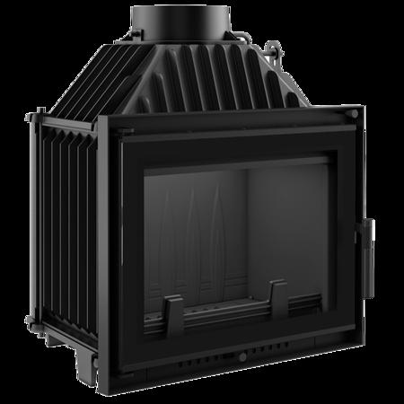 Wkład kominkowy 8kW Maja Deco (szyba prosta) - spełnia anty-smogowy EkoProjekt 30040909